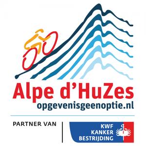 Bert de Leeuw steunt Alpe d'HuZes